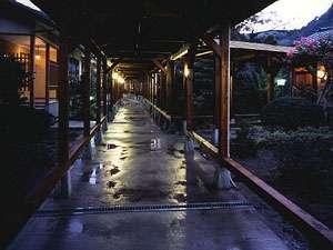 温泉宿の画像