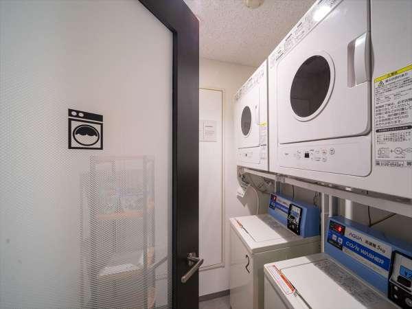 ■コインランドリー■洗濯機・乾燥機を各2台ご用意しております。