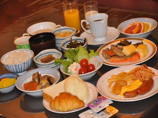 朝食バイキングメニュー(イメージ7)和・洋のメニューからお好きなものをチョイス。