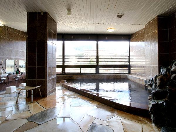 ■【大浴場】足を伸ばしてお入りいただけます