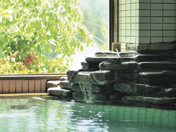 1400年の歴史ある美人の湯★別所温泉をかけ流しで。
