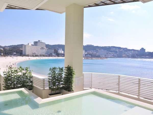 【白良荘(しららそう)グランドホテル】白良浜まで徒歩30秒!絶景オーシャンビューと温泉&料理の旅館