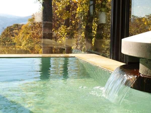 無色・透明ナトリウム炭酸水素塩泉-清涼感溢れる湯