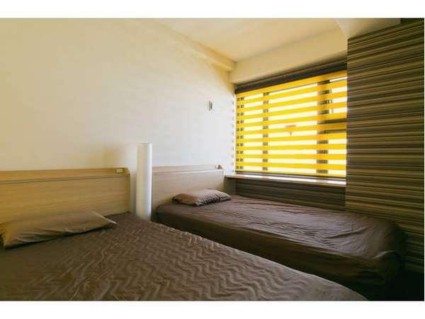【1LDKタイプ】清潔感のあるお部屋でお休みいただけます。