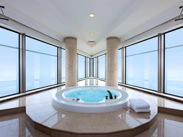 客室お風呂 ★エグゼクティブパノラミックベイスイート