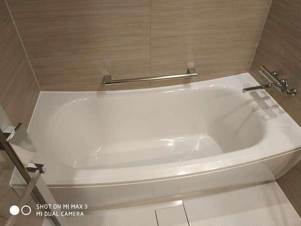 デラックスツイン特別浴室!広々浴室♪風呂トイレ別