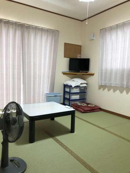 6畳和室の部屋