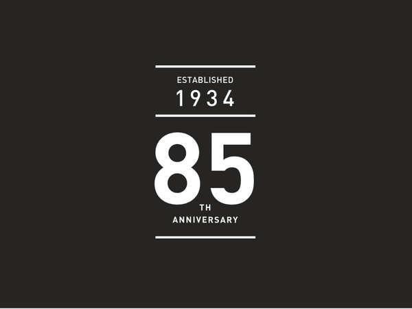 おかげさまで開業85周年