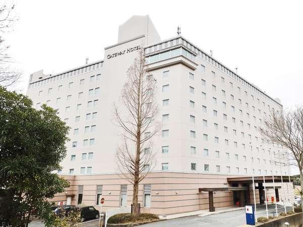 【外観】成田空港へのアクセスは最高。