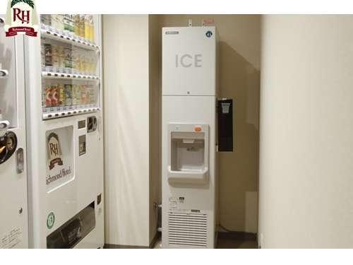 自動販売機、製氷機(6F、11F)