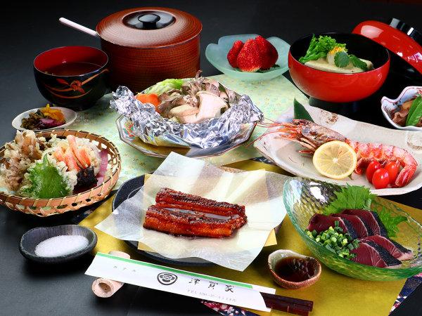 【夕食グレードアップ】ちょっと贅沢に、ボリューム満点!お料理グレードアップ♪*写真は一例です。
