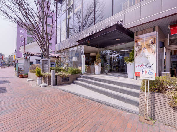 福島県会津若松市中町2-78 ホテルニューパレス -01