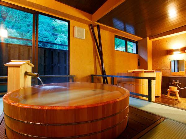 【おもいでの宿 湯の島館】お食事は朝夕ともに個室食!4種の貸切風呂は空いていればOK!