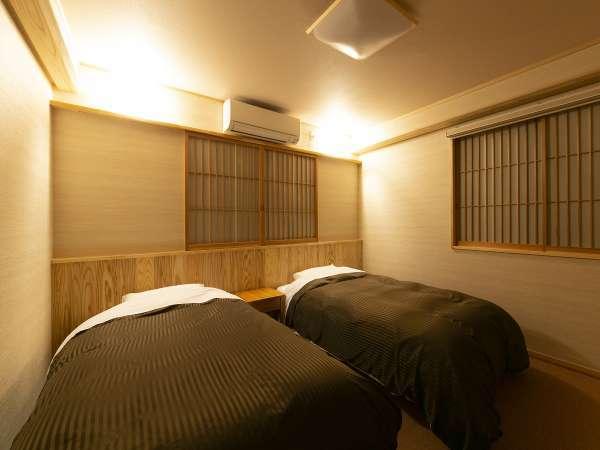 【340】バリアフリー和洋室(洋室)