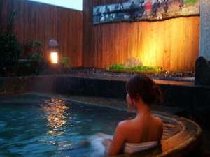 【旅館國崎】趣の違う3つの貸切風呂は予約無しで何度でも無料!!