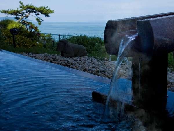 海のお風呂/露天風呂は焼津黒潮温泉
