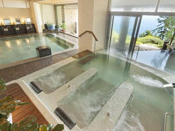 海のお風呂/寝湯