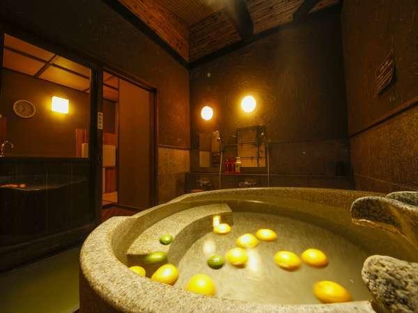 40分間の選べる貸切風呂「月」ご宿泊のお客様全て無料でご利用頂けます♪