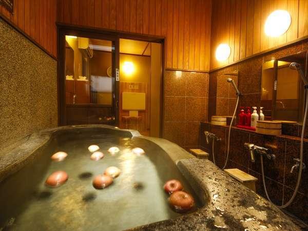 40分間の選べる貸切風呂「風」ご宿泊のお客様全て無料でご利用頂けます♪