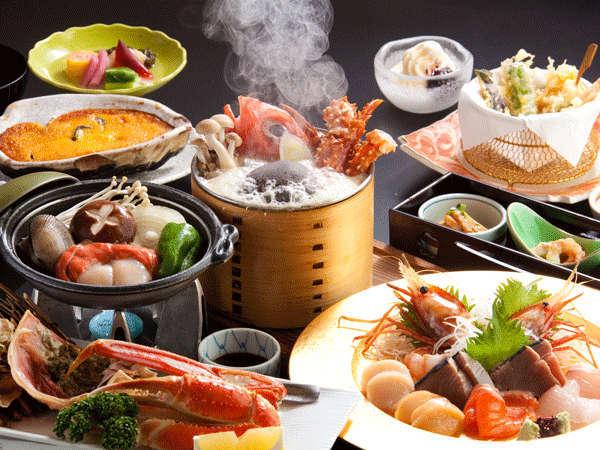 【かがり屋の定番】海鮮会席