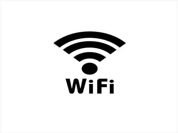 全館Wifiご利用可能です。