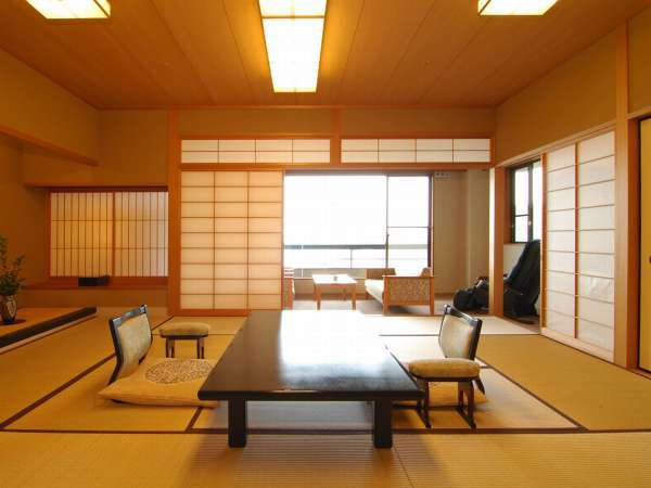 【客室一例】和の心溢れるお部屋でごゆっくりお過ごし下さいませ