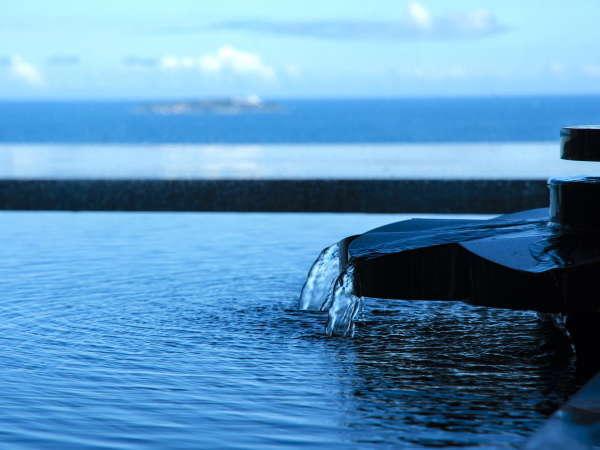 【2021年8月リニューアル/山王の湯】(大浴場)海を眺めながら熱海の温泉をご満喫下さい。