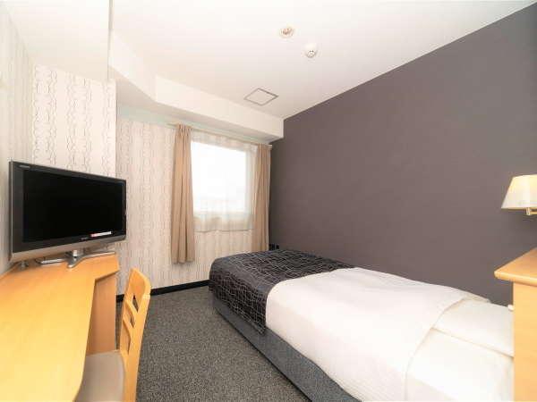 シングルルーム / 12平米 / ベッド幅120cm×1台