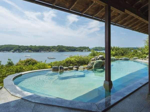 【賢島宝生苑】海を臨む天然温泉は口コミ評価4.7☆ボウリング場がある和風旅館