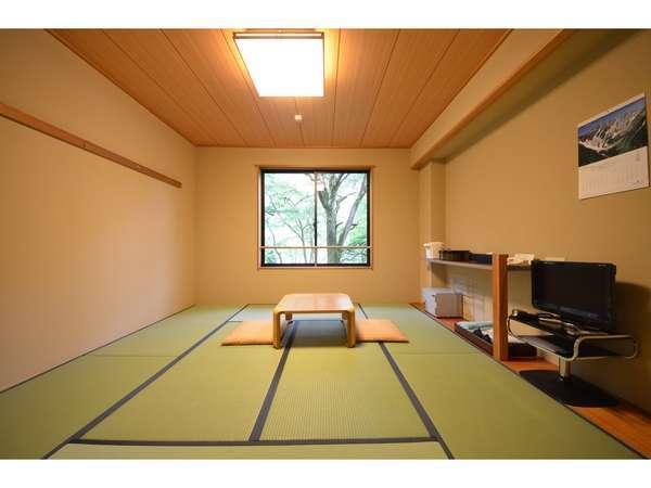 お部屋は8畳の和室タイプです♪