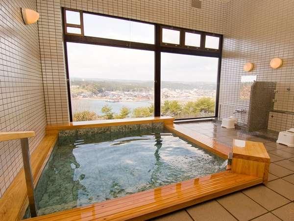 16時~21時まで利用可能な貸切風呂
