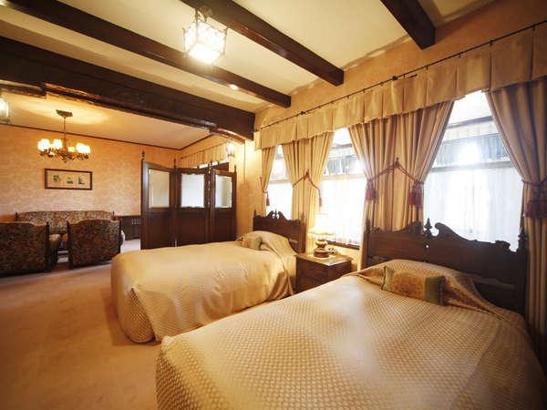 【客室/特別室】伝統が生み出した厳かな風格と、趣に満ちた気品。