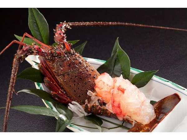 【民宿 ますはら】≪伊勢海老?アワビ?金目鯛?≫新鮮海幸料理&温泉も堪能あれ