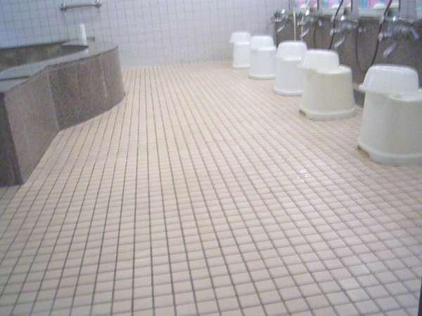 1階男性用浴場