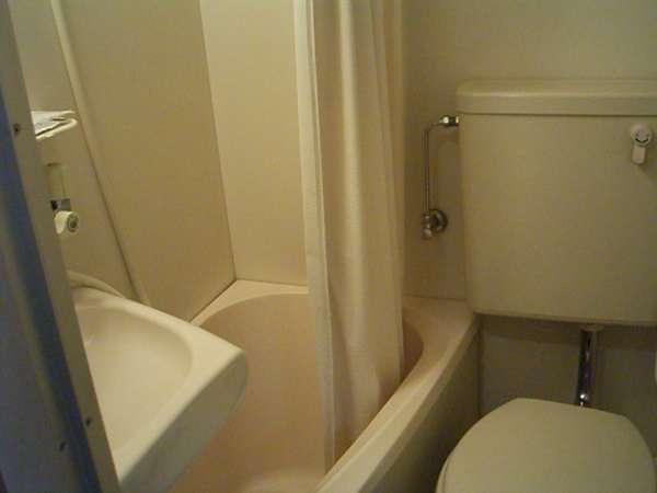 客室 ユニットバス トイレ