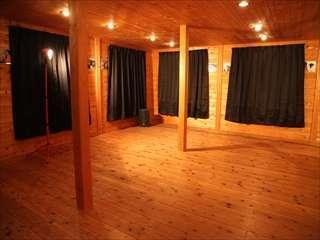 スタジオホール