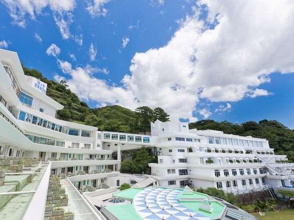 堂ヶ島温泉ホテルの予約