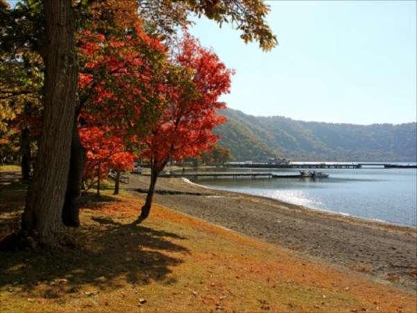 【十和田湖レークビューホテル】どこまでも蒼く透き通る十和田湖畔に面したリゾートホテル