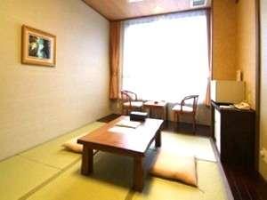 お部屋からの眺めは最高!和室6畳