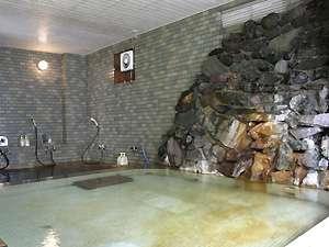 大浴場3F 掛け流し・源泉そのまま