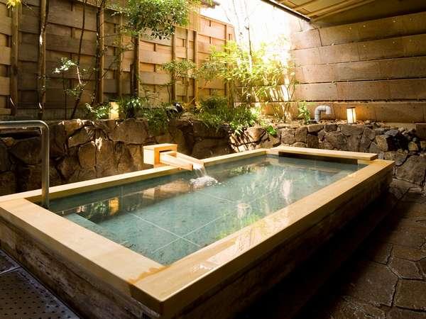 朝までゆったり大浴場露天風呂
