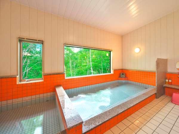 「一位の湯」湯と水風呂の交互入浴が疲労回復に効果的と言われています。(イメージ)