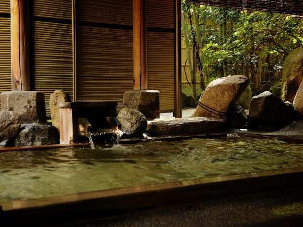 庭園大浴場「姫の湯」露天風呂