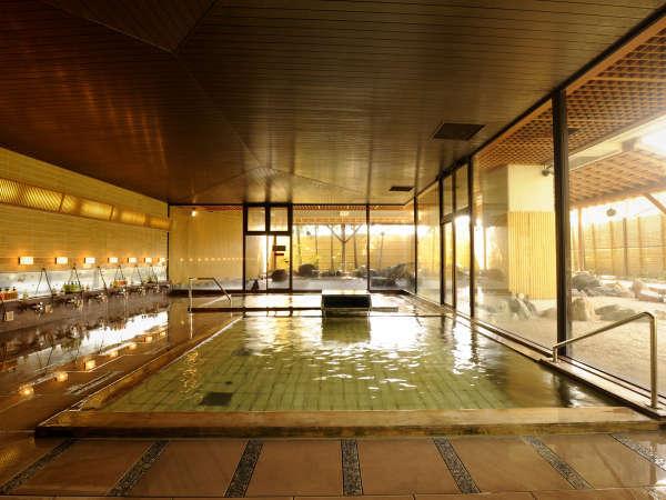 庭園大浴場「殿の湯」