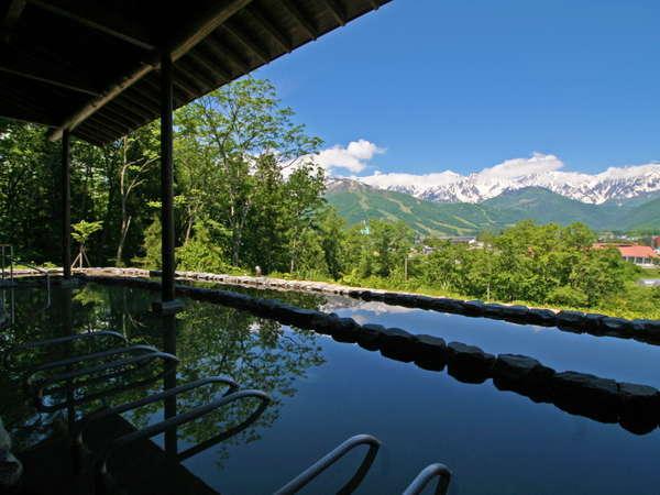 【白馬姫川温泉 白馬ハイランドホテル】息をのむほど美しい、北アルプスを望む感動の絶景宿へようこそ!