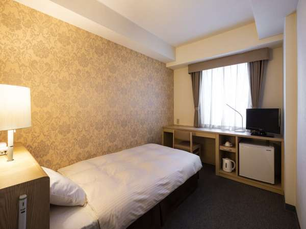 ■シングルルーム■ビジネスや一人旅に最適なお部屋です