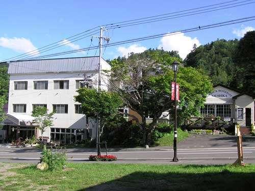 糠平温泉ホテル【外観】