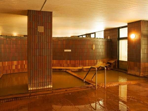 ※大浴場 通称「金の湯」