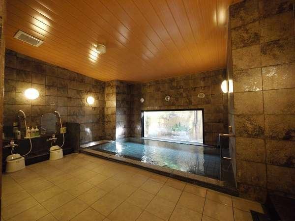 ■ラジウム人工温泉大浴場「旅人の湯」■