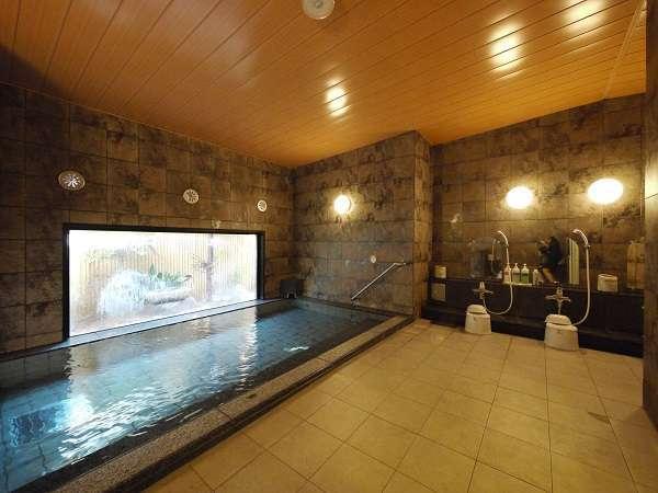 ■男女別大浴場完備■15:00~深夜2:00/朝5:00~10:00
